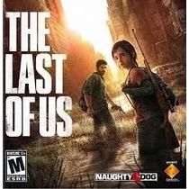 Ps3 - The Last Of Us - Midia Fisica - Semi Novo