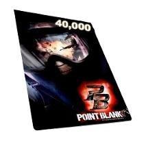 Pin Code Point Blank 40k