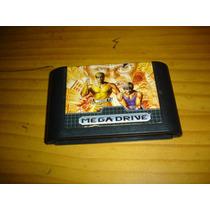 Sega Mega Drive/genesis Crack Down Nacional, Raro! Jogaço!