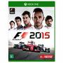 Formula 1 2015 - F1 - Jogo Xbox One - Em Português Semi Novo