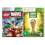 Combo Lego Marvel + Fifa Copa Do Mundo Xbox 360 Rcr Games