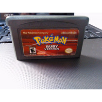 Pokémon Ruby (game Boy Advance)