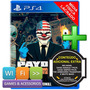 Pay Day 2 Ps4 Crimewave Edition Original Lacrado