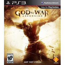 God Of War Ascension Ps3 Dublado Br- Cód Psn Envio Via Email