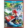 Mario Kart 8 - Nintendo Wii U - Original Lacrado
