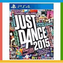 Just Dance 2015 Em Português Mídia Física Ps4