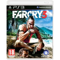 Far Cry 3 - Jogo Ps3