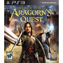 The Lord Of The Rings Aragon´s Quest Jogo Ps3 Usado