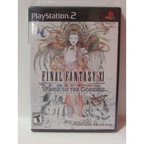 Play 2: Final Fantasy Xi Online Wings Of The Goddess Lacrado