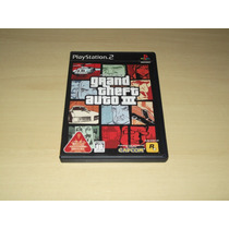Ps2 - Grand Theft Auto 3 / Gta 3 / Capcom