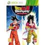 Dragon Ball Z Budokai Hd Collection Xbox 360 Física Lacrado