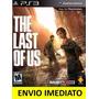 Joga Psn Online Pass The Last Of Us Ps3 Código Psn Promoção