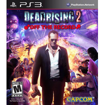 Dead Rising 2 Off The Record Ps3 Digital Mg