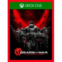 Gears Of War Ultimate Edition Xbox One Português Br Digital