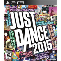 Jogo Just Dance 2015 - Playstation 3 - Ps3