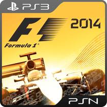 Formula 1 2014 Ps3 - Mídia Digital