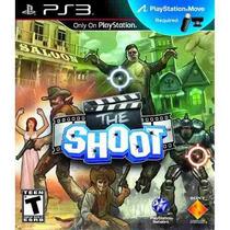 Jogo Ps3 The Shoot Original E Lacrado Mídia Física