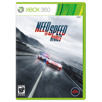 Jogo Novo Lacrado Need For Speed Rivals Para Xbox 360