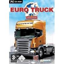 Euro Truck Simulator - Para Pc (envio Download Grátis)