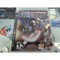 Dynasty Warriors Gundam Ps3 Usado