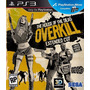 Jogo Ps3 - Game Original - The House Of The Dead: Overkill