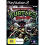 Jogo Ps2 - Teenage Mutant Ninja Turtles Smash Up