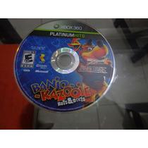 Banjo Kazooie Nuts&bolts Jogo Xbox Original Usado