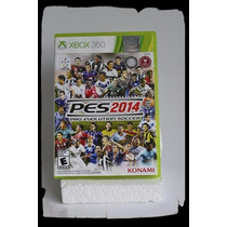 Pro Evolution Soccer 2014 - Xbox 360 - Original
