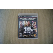 Jogo - Grand Theft Auto Iv & Episodes From Liberty City