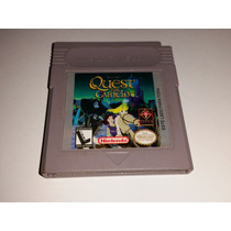 Fita Original Game Boy Quest Of Camelot