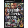 Gta Iv (grand Theft Auto Iv) - Gta 4 - Patch Para Ps2