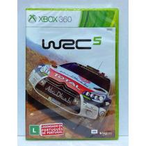 Wrc 5 Jogo Corrida Rally Xbox 360 Novo Lacrado Midia Fisica