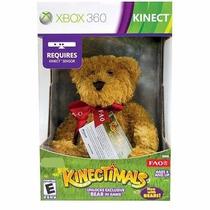 Kinectimals Com Urso De Pelucia, Xbox 360, Lacrado, Raro!