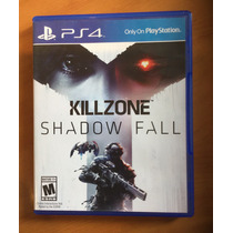Killzone Shadow Fall Ps4 - Original Americano!