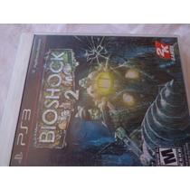 Bioshock 2 Ps3 Ótimo Estado Mídia Física