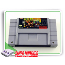 Snes Donkey Kong Country 2 Diddys Kong Quest Super Nintendo
