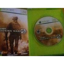 Manual Jogo Call Of Duty Modern Warfare 2 Xbox 360