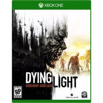 Dying Light Xbox One Xone Mídia Física Original Lacrado Novo