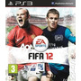 Jogo Fifa 12 Playstation 3 Ps3 Mídia Física Futebol