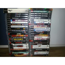 Lote De 45 Jogos De Ps3 - Playstation 3