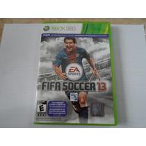 Fifa 13 Xbox 360 - Jogo Original Novinho