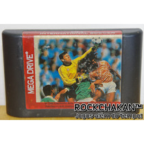 Fifa International Soccer - Futebol - Jogo Game - Mega Drive