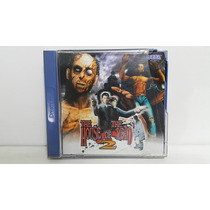House Of Dead 2 Sega Dreamcast Original Europeu - Raro