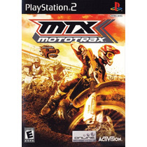 Mtx Mototrax Patch Play2