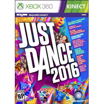 Just Dance 2016 Xbox 360 - Mídia Física Original