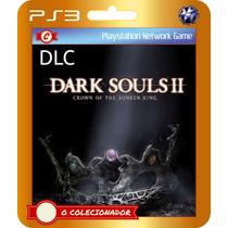 Crown Of The Sunken King Dlc Para Dark Souls Ii (código Ps3)