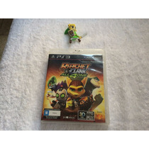 Ratchet & Clank All 4one Compatível Com 3d (sony Ps3)