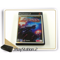 Ps2 Silpheed The Lost Planet Original Playstation 2