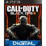 Call Of Duty Black Ops 3 - Bo3 - Português - Psn Ps3 - Fast