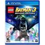 Lego Batman 3: Beyond Gotham Psvita Ps Vita Port. E-sedex